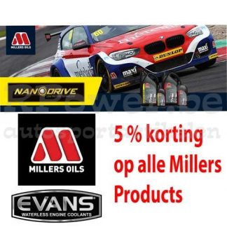 Millers-oils-Evans-korting-RPower.be