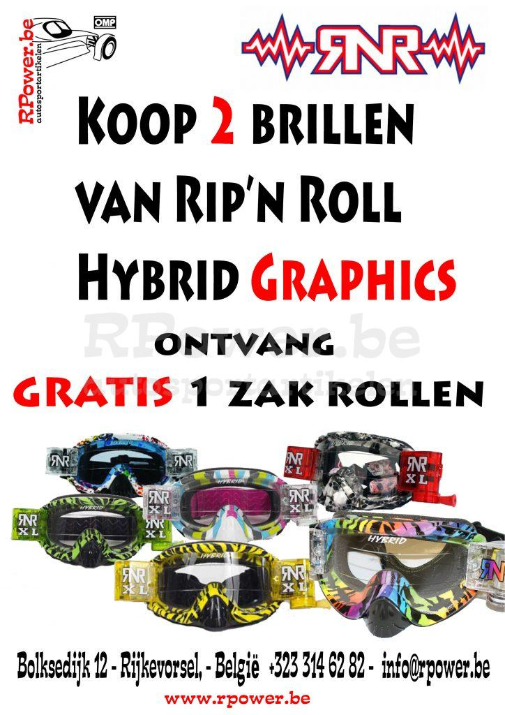 ACTIE Rip'n Roll Hybrid Graphics