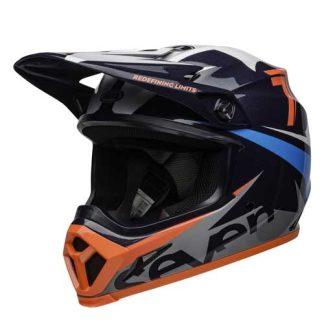 Cross-off-raod-helm-MX-9-Seven-licht-gewicht-goede-ventilatie-kwaliteit-mooi-design-interieur-was/uitneembaar-Bell-RPower