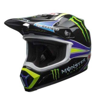 Cross-off-raod-Enduro-helm-MX-9-Pro Circuit-Replica-licht-gewicht-goede-ventilatie-kwaliteit-mooi-design-Bell-RPower