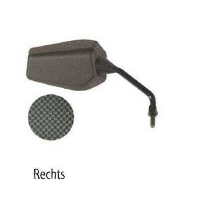 auto-spiegel-type-F1-kleur-carbon-CE-keuring-rechthoekige-afwerking-mooi-design-links-of-rechts-prima-prijs-kwaliteit-verhouding