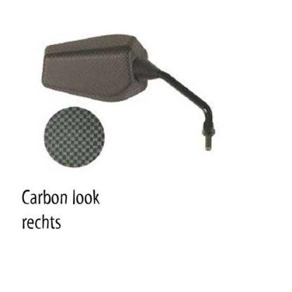 auto-spiegel-type-F1-carbon-look-rechthoekige-afwerking-mooi-design-links-of-rechts-prima-prijs-kwaliteit-verhouding