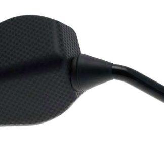420 061 R Spiegel F1 carbon rechthoekig RPower