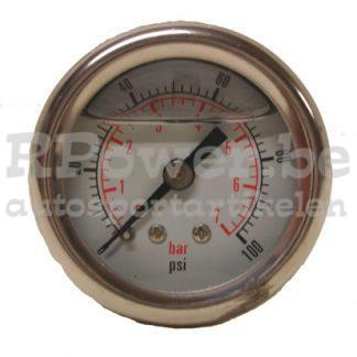 300-151 benzinedrukmeter 1-7bar Sytec RPower