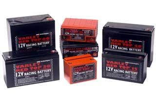 Batterijen + toebehoren
