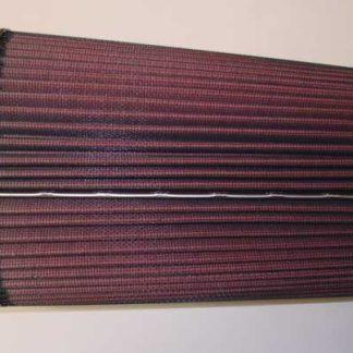 K&N lucht filters met flens