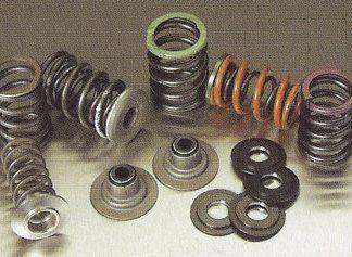 Klepveerschotels staal / alloy / titanium
