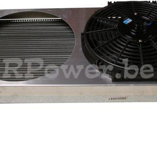 Koeling water en ventilators