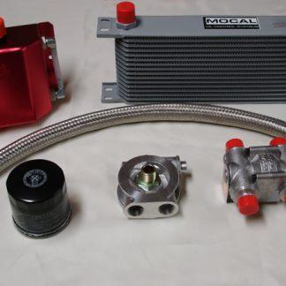 Olie / koelers, opvang tanks, filters en toebehoren