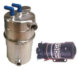 Olie pompen / Dry sump tanks