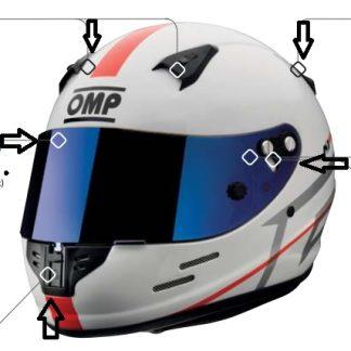 Helm parts