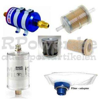 Benzine filters