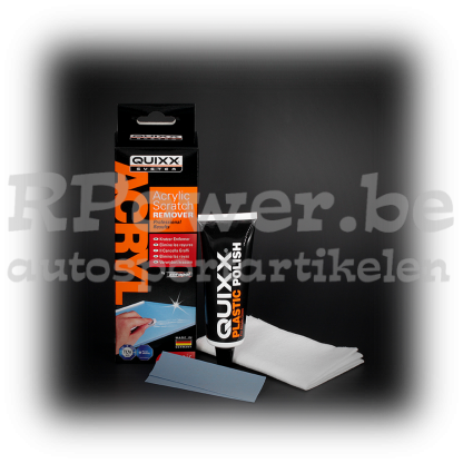 QUIXX Acrylic Scratch Remover RPower