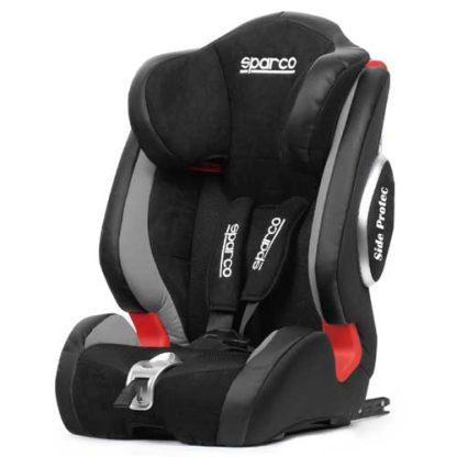 Kinderstoel-grijs-sparco-9-36-kg-9-maanden-tot-12-jaar
