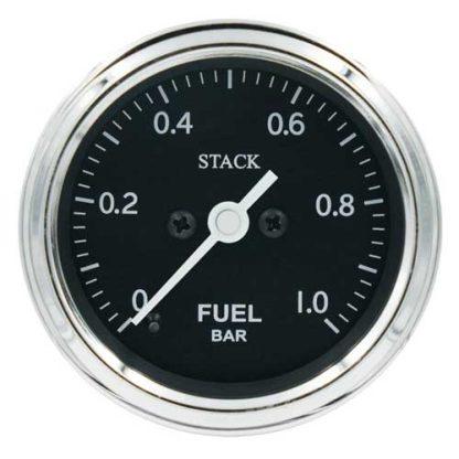 St3303C-benzinedruk-meter-stack-tot-1-bar